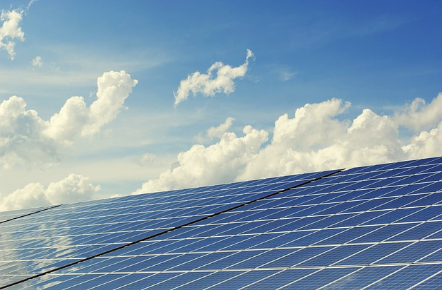 photovoltaic solar panels in Texas