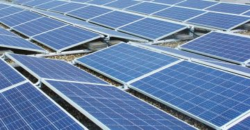 solar energy for commercial space