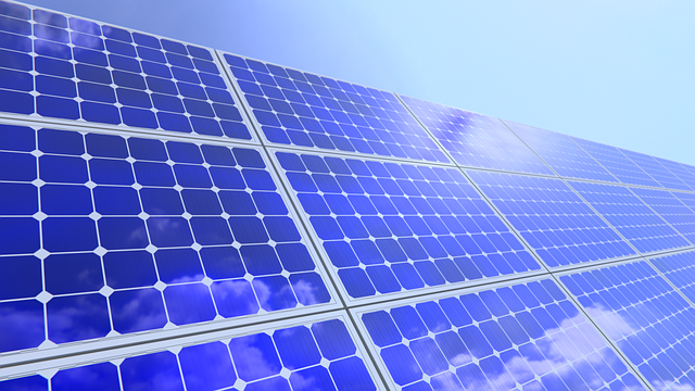 Choose Solar panel set