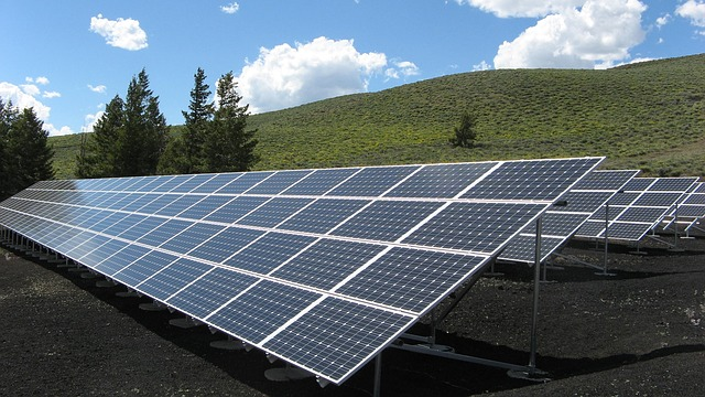 solar panel array by Choose Solar