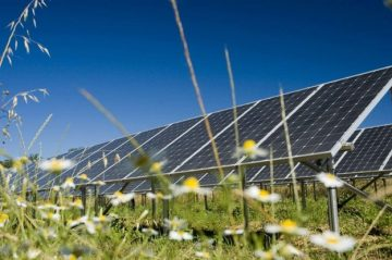 Community Solar Garden in St. Cloud