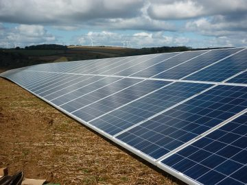 solar energy powered by Choose Solar