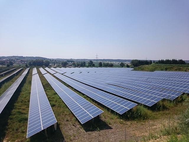 Solar Panels in Community