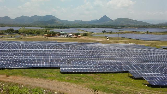 solar panels in Torrey, CA